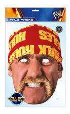 Hulk Hogan Official WWE 2D Karten Party Gesichtsmaske Kostüm Wrestler