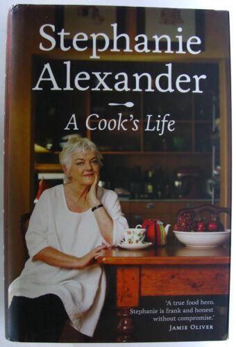 1 of 1 - #JJ7, Stephanie Alexander A COOK'S LIFE, HC GC