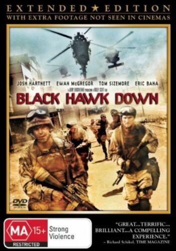 1 of 1 - Black Hawk Down (DVD, 2007)