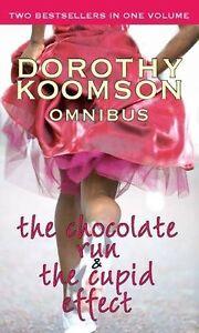 Dorothy-Koomson-The-Chocolate-Run-amp-The-Cupid-Effet-Tout-Neuf