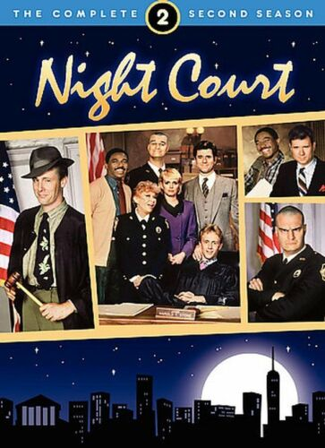 1 of 1 - Night Court Complete 2nd Second Season 2 Two ~ BRAND NEW 3-DISC DVD SET