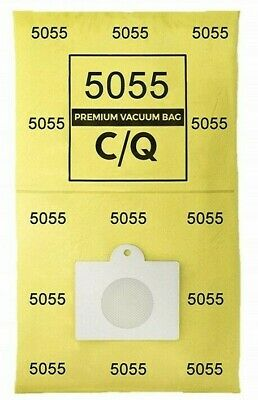 Kenmore Panasonic Micro Allergen Vacuum Cleaner Bags C C-5 C5 Q 5055 50558 50557