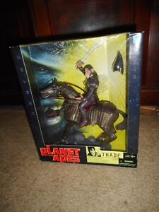 planet of the apes thade on horse