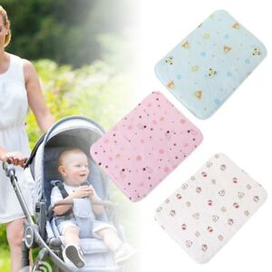 Baby-Changing-Pad-Reusable-Waterproof-Diaper-Stroller-Folding-Soft-Mat-Washable