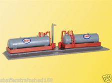 "Kibri # 37430 Diesel Oil Station  5-1/2 x 1-5/8"" 14 x 4cm N Scale MIB"
