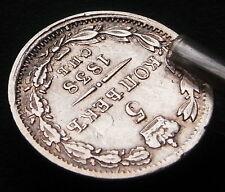 Russland 5 Kopeken 1838 Silber nswleipzig