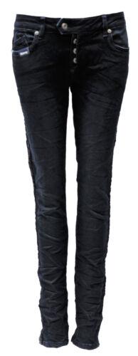 Sequin Tape BM-1702 Damen Ruby Blue Monkey Jeans