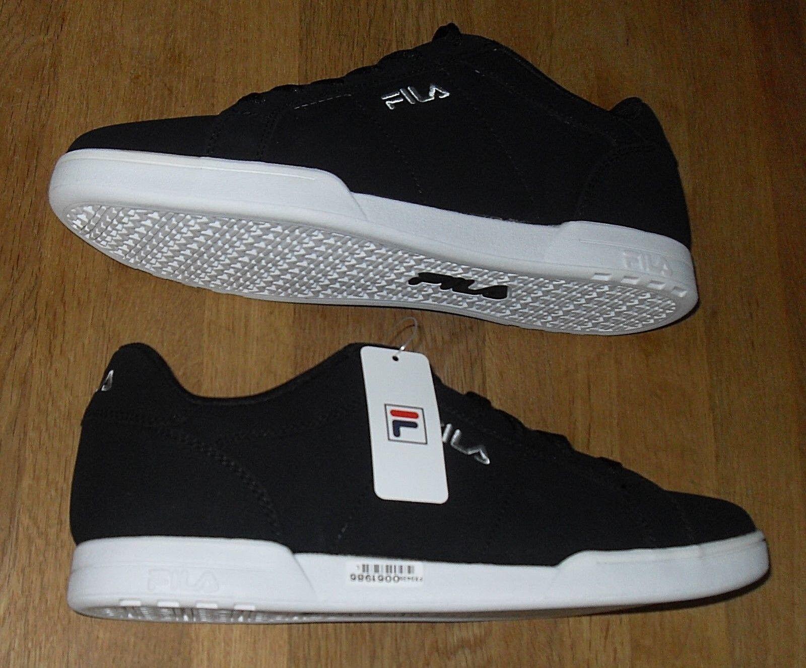Fila Campora SE Mens Black Trainers Size UK 10