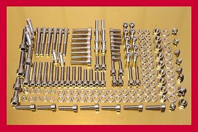 K 100 V2A Schrauben Motorschrauben Edelstahlschrauben Schraubensatz BMW K100