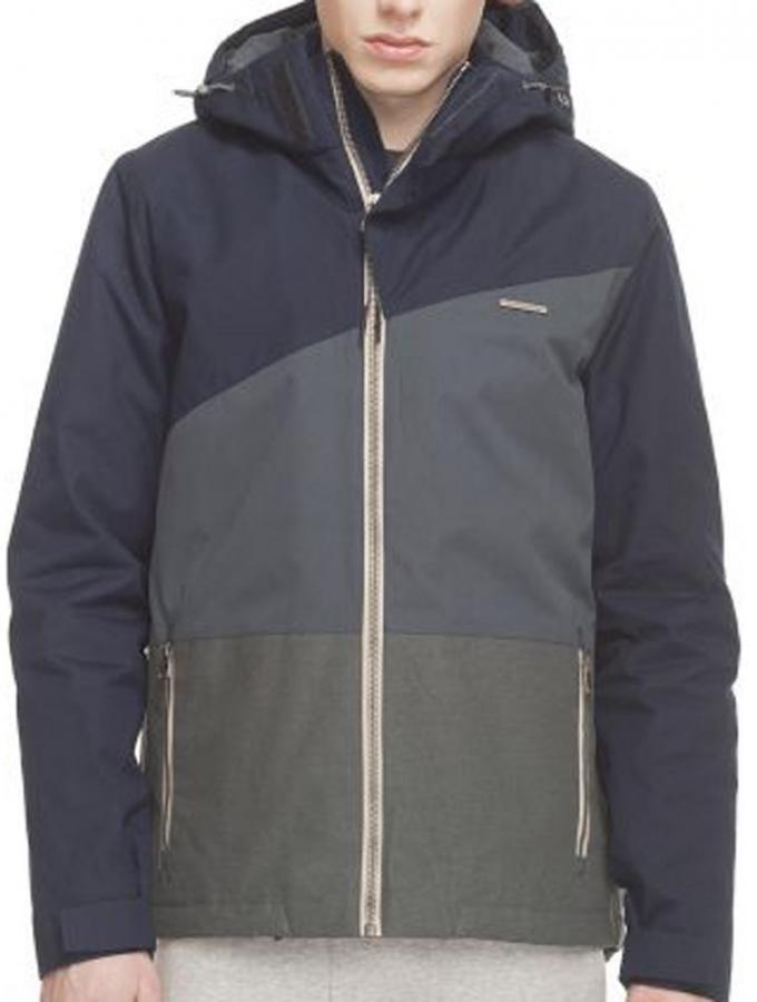 Ragwear Other Blu Marino Vegan Streetwear Giacca Uomo Cappotto Eskimo Nuovo