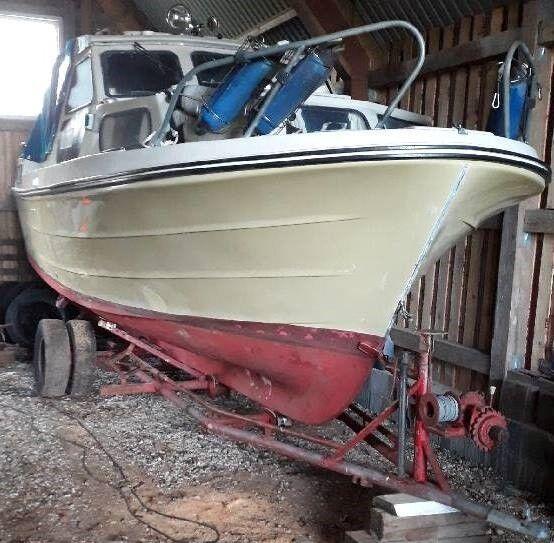 Myra 23, Motorbåd, 23 fod