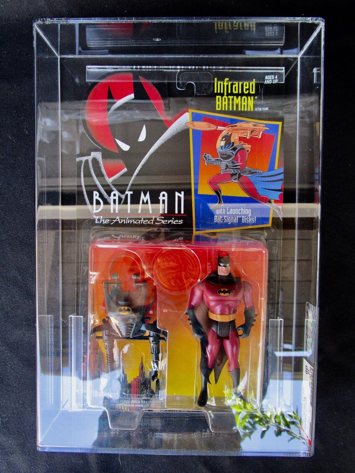 Batman Animated Series   Infrared Batman   Sealed AFA Graded