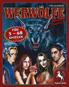 Werwolfe-Kartenspiel-Deutsch-Neu-amp-Ovp-Guenstig