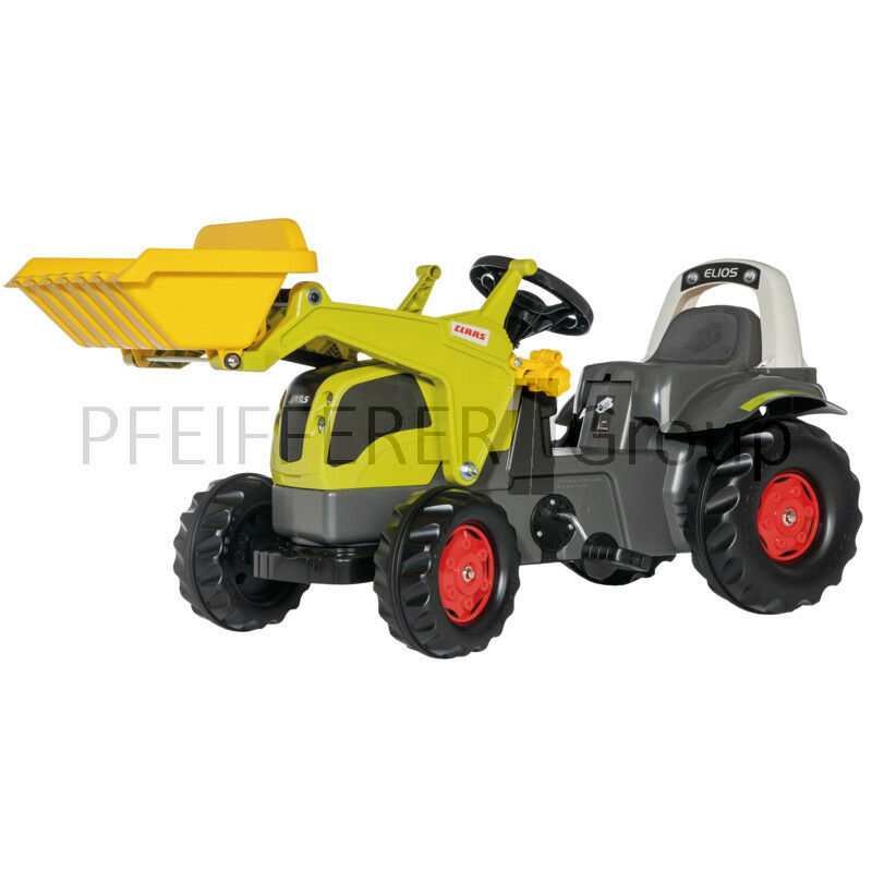 Rolly Toys rollyKid Claas 230 Elios mit Frontlader