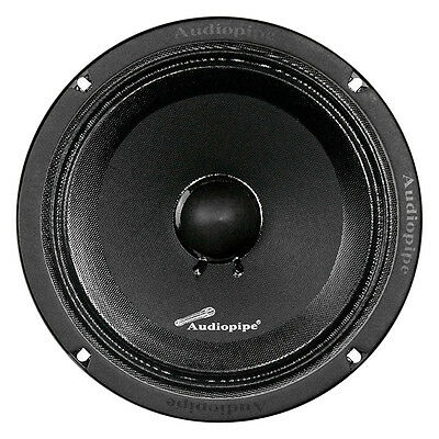 "5/"" Midrange Speakers.Sealed Woofer.8 ohm.Vocal Mid Replacement PAIR. NEW 2"
