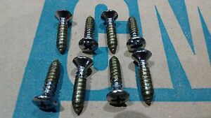 correct door sill screws 64-72 Chevy Pontiac Olds Buick Cutlass GTO Chevelle