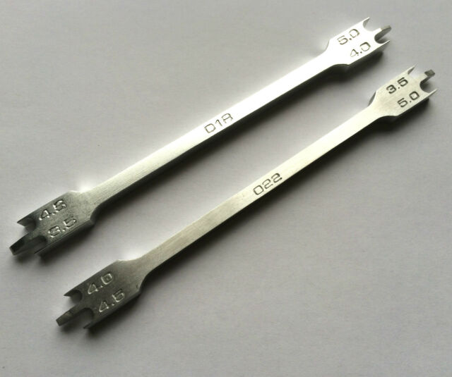 Bracket Positioning Height Gauge 022 or 018 Wick Type 3.5mm-5mm Ortho Dental CE