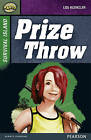 Rapid Stage 9 Set B: Survival Island: Prize Throw by Lou Kuenzler (Paperback, 2013)