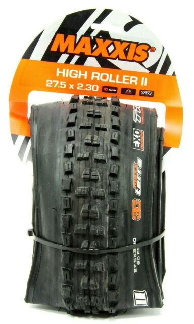 NEW Maxxis High Roller II 29 x 2.3 EXO Tubeless Ready Tire