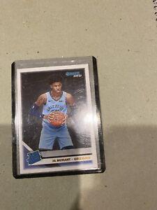 Ja-Morant-Rated-Rookie-Donruss-Grizzlies-2019-20-NBA-Card-No-202-Nice-Centering