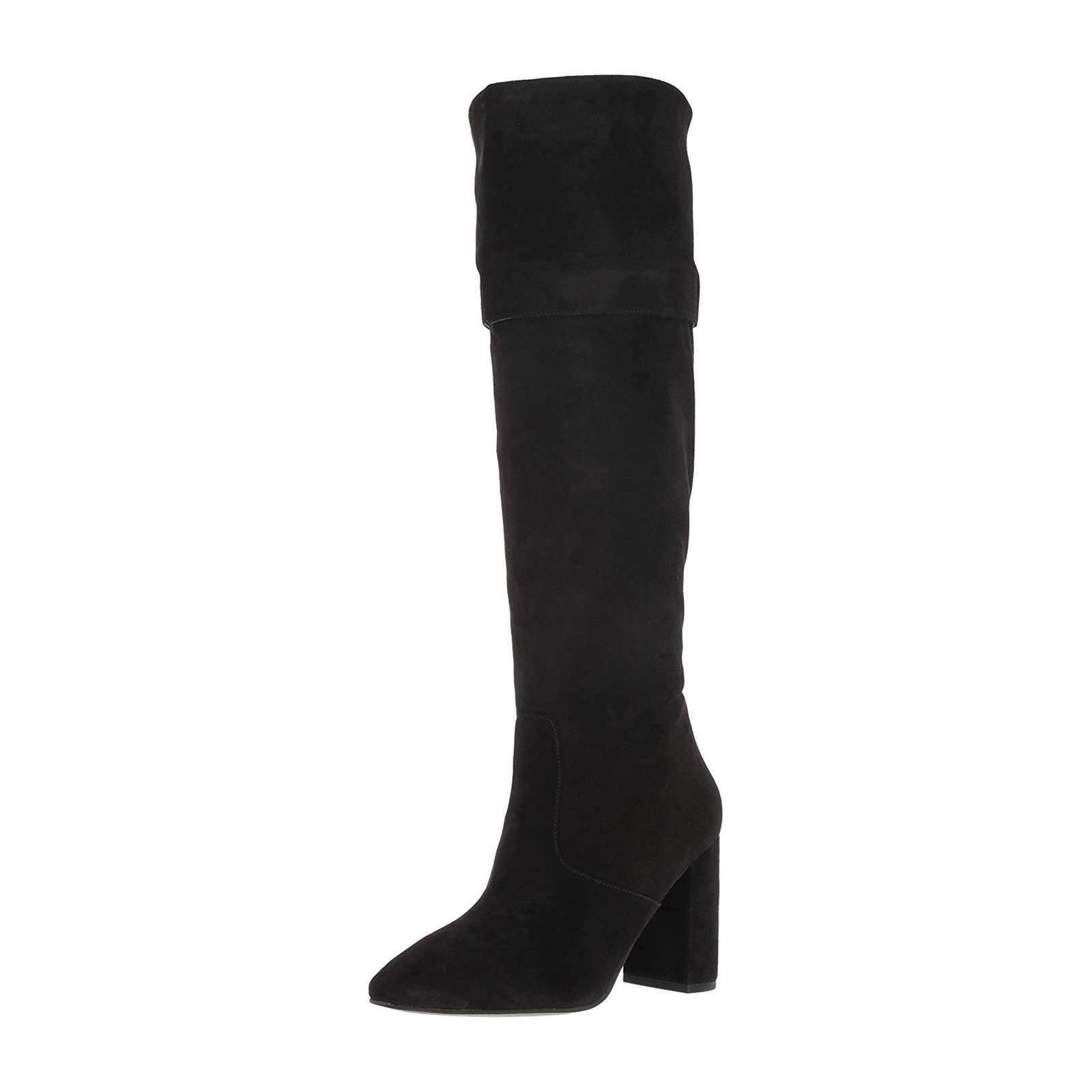 damen Cole Haan Tess Cuff Knee High Stiefel 3.5    Heel NEW Slouchy Fit Stiefel f6bd18