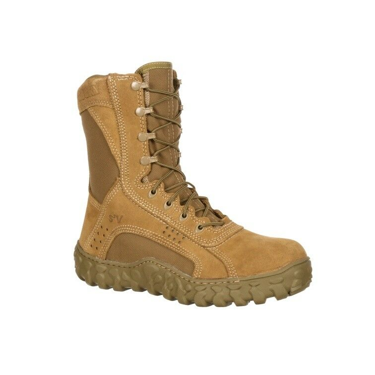 Rocky S2V STEEL TOE Militaire Tactique Bottes 6104