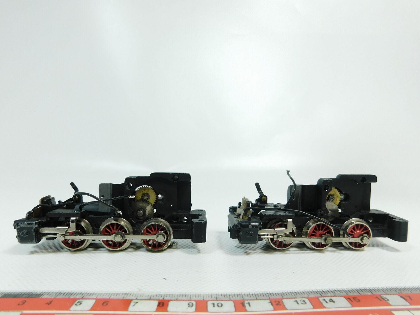 Bg319-1 2x   H0/00 TELAIO PER TM 800/3004 Locomotiva a vapore/Locomotiva
