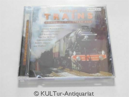 Vintage Trains-Steam Age Songs. Acuff und Dorsey: