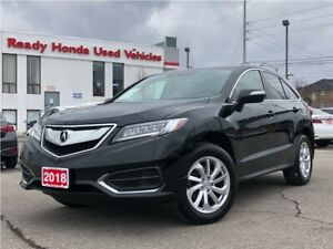 2018 Acura RDX Premium - Leather - Sunroof -  Rear camera