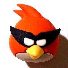 NEW! Angry Birds Space Super Red Bird Puzzle Eraser Figure AWESOME! :)