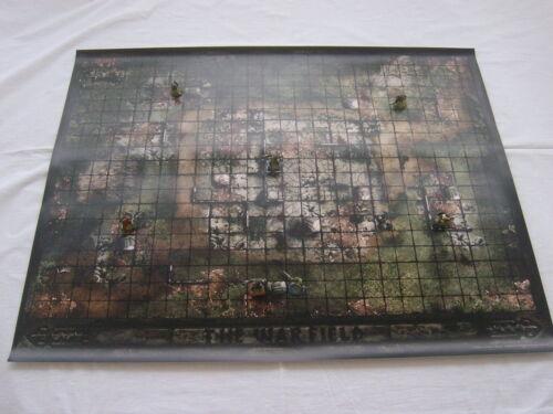HeroQuest field The War Field Tablero Hero Quest