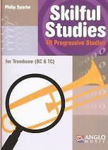 SKILFUL STUDIES Trombone Sparke*