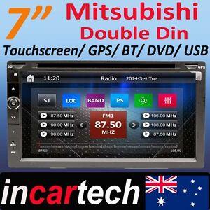 7-Inch-Mitsubishi-Pajeo-2000-06-GPS-Navigation-Sat-Nav-DVD-Bluetooth-USB-Stereo