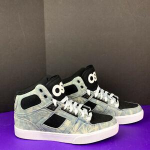0d660ab907ba7 Osiris NYC 83 VULC Greg Lutzka Skate Shoes Men's Size 11 Palm Denim ...