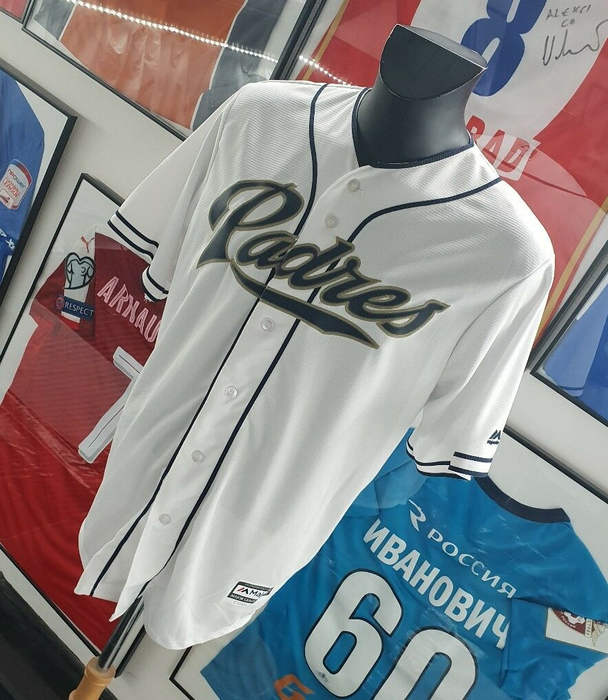 Camiseta Shirt Maglia Trikot Deportiva  Camisa Béisbol Padres San Diego L  80% de descuento
