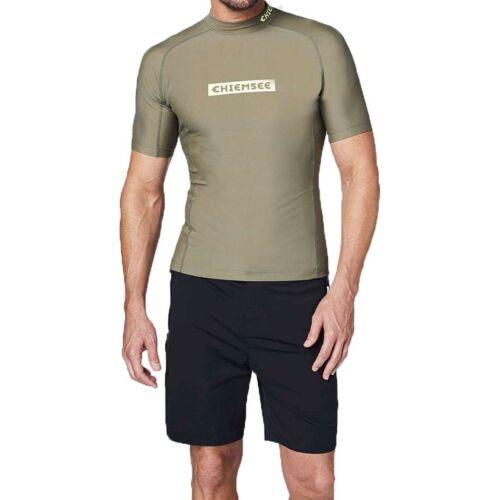 Chiemsee Awesome UV Swimshirt Funktionsshirt grün