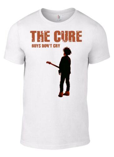 THE CURE BOYS DON /'T CRY T-Shirt Indie Smiths désintégration souhaite Vinyle CD Punk W