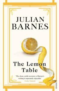 The-Citron-Table-Livre-de-Poche-Julian-Barnes