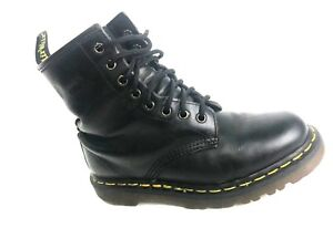 Dr Martens Vintage Made In England Women S Black Boots Size Us 7 Eu