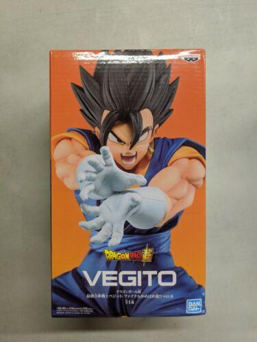 Banpresto Dragon Ball Super Vegito Ver 6 statue figure