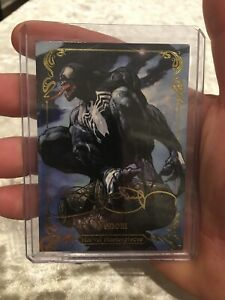 2018-MARVEL-MASTERPIECES-VENOM-GOLD-FOIL-SIGNATURE-SERIES-AUTO-78