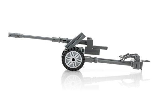 Brickmania lego ww2 Pak 38 custom rebrick