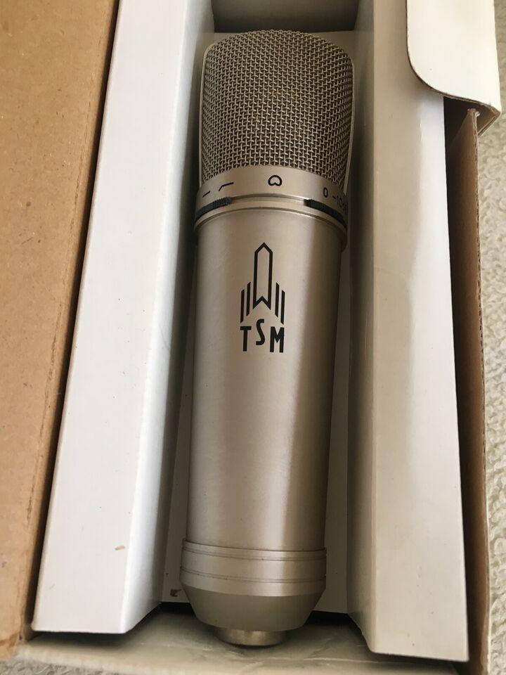 Kondensatormikrofon, TSM MT87