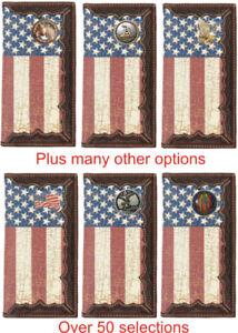 Custom-Long-Leather-Wallet-Distressed-U-S-Flag-Background