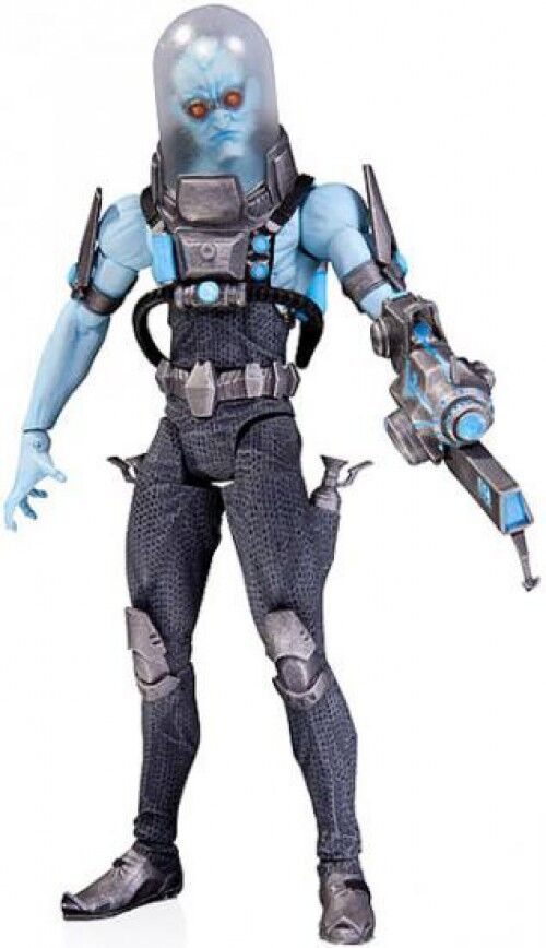 DC Batman Designer Greg Capullo Series 2 2 2 Mr. Freeze Action Figure 13cc22