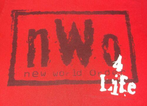 VINTAGE 1998 N.W.O. MONDAY NIGHT NITRO WRESTLING