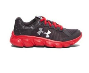 size 40 36b2a f5aff NEW-Youth-Boys-Under-Armour-Shoes-UA-BGS-
