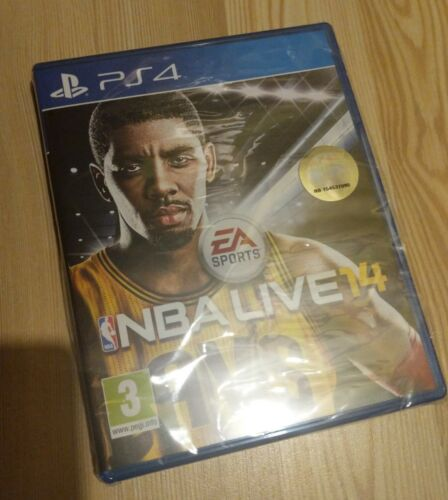 1 of 1 - NBA Live 14 BasketBall  PS4 Game NEW UK PAL for Sony Playstation 4 Basket Ball