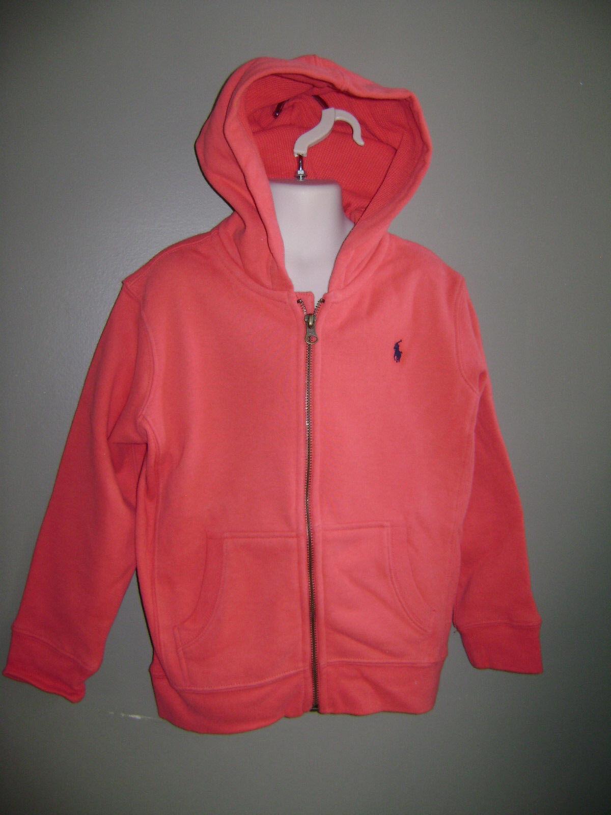 Polo Ralph Lauren Boys Jacket Hoodie Full Zip