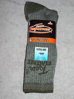 2 Pair - Realtree Socks - All Season Crew - 9675 - Assorted - L - 10 To13